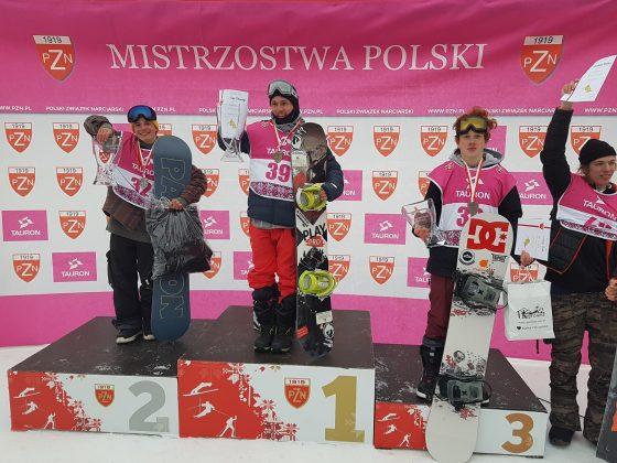 Filip na podium