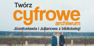 cyfrowe archiwum - plakat