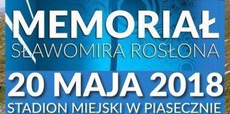 Memoriał Rosłona baner