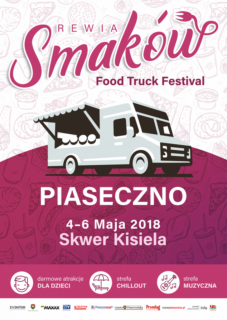 Food Truck Festival czyli Rewia Smaków w Piasecznie