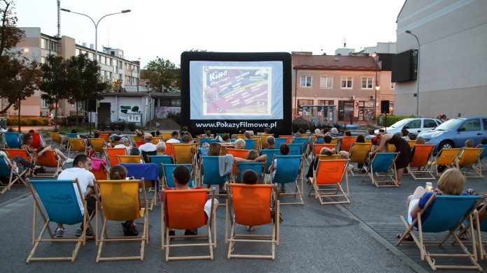 Ankieta - wybierz 9 filmów na Kino Plenerowe 2018