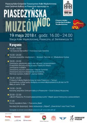 Noc Muzeów - program