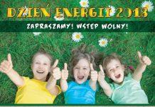 dzień energii plakat