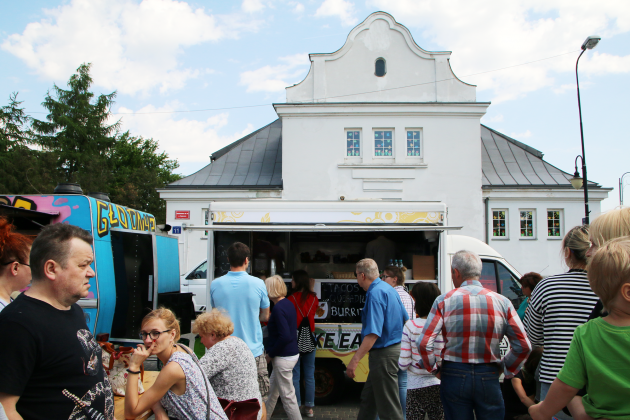 Food Truck Festival czyli Rewia Smaków w Piasecznie | foto: Marcin Borkowski
