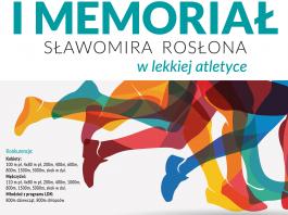 I Memoriał Sławomira Rosłona w Piasecznie logo