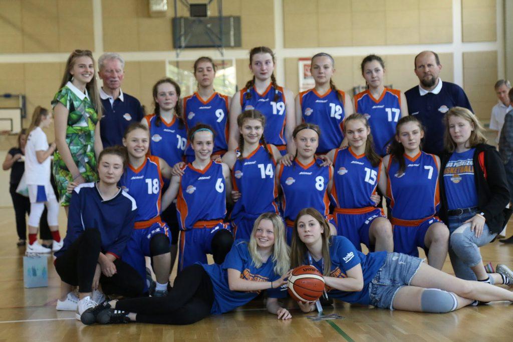 Podsumowanie Mistrzostw Polski w koszykówce - MUKS Piaseczno U16
