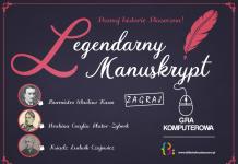 Zagraj w grę Legendarny Manuskrypt i poznaj historię Piaseczna