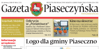 Gazeta Piaseczyńska nr 6/2018