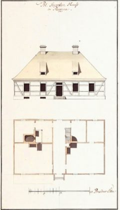 Plan Domu Starosty