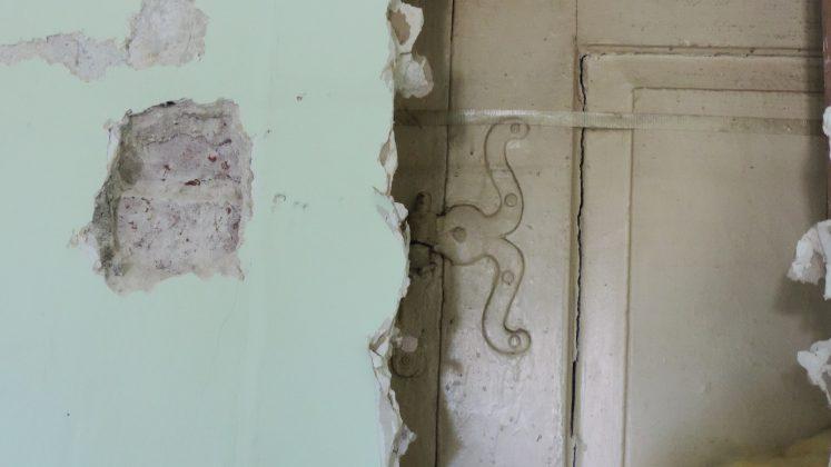 Drzwi - XVIII wiek