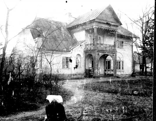 Poniatówka. Zdjęcie z pierwszej połowy XX wieku – zbiory M.S.