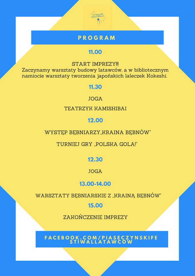 III Festiwal Latawców