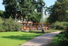 Park zmienił już swoje oblicze, a wkrótce rozpoczną się prace przy drugim etapie jego rewaloryzacji. Foto: Anna Grzejszczyk