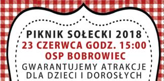 Piknik Sołecki Bobrowca i Kamionki 2018