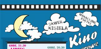Piaseczyńskie Kino Plenerowe 2018