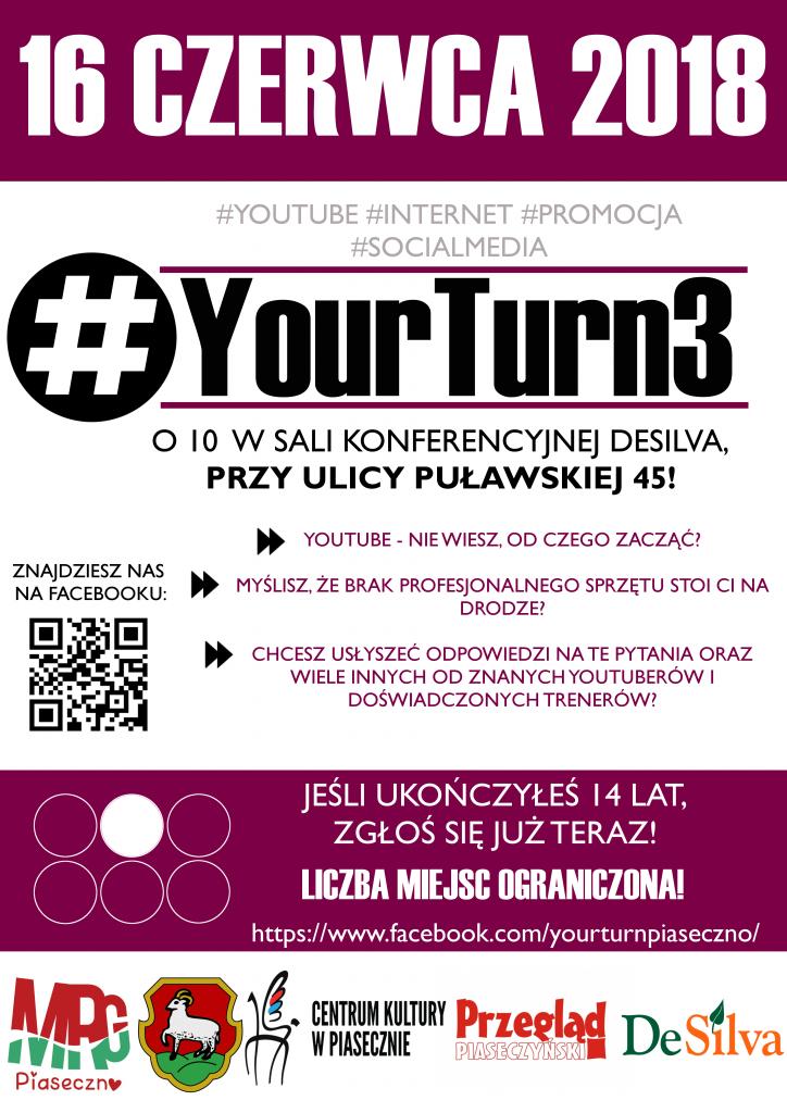 YourTurn3 - pokaż się!