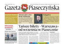 Gazeta Piaseczyńska nr 7/2018