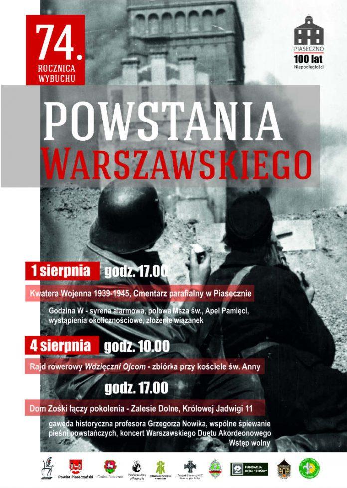 Powstanie Warszawskie 2018
