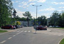 Parking przy ul. Szpitalnej