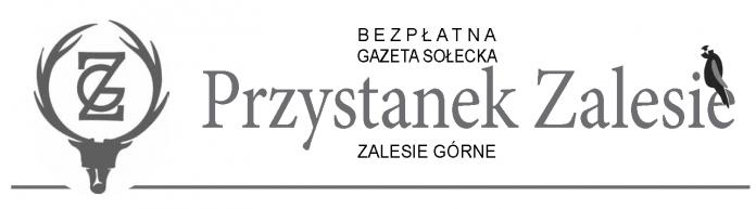 Przystanek Zalesie gazeta sołecka Zalesia Górnego