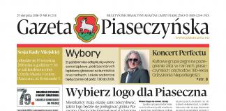 Gazeta Piaseczyńska nr 8/2018