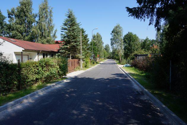 ul. Brzechwy, Piaseczno