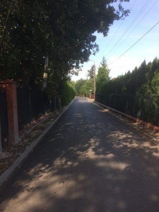 ul. Budowlana, Chyliczki