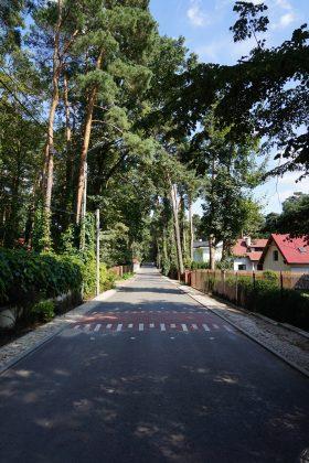 ul. Graniczna, Piaseczno-Zalesie Dolne