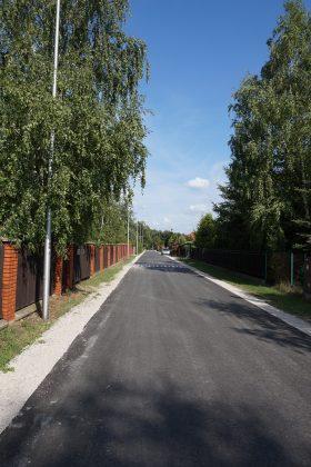 ul. Widokowa, Chylice