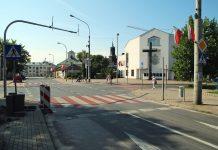 Brak świateł na skrzyżowaniu ul. Puławskiej z Jana Pawła II i Chyliczkowską
