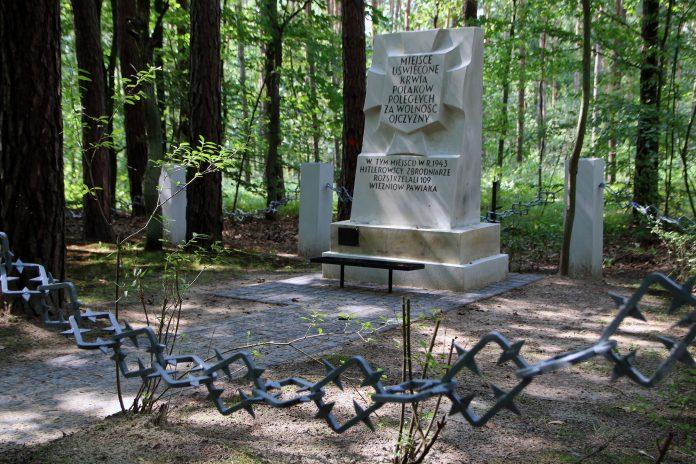 Odnowiony pomnik w Stefanowie