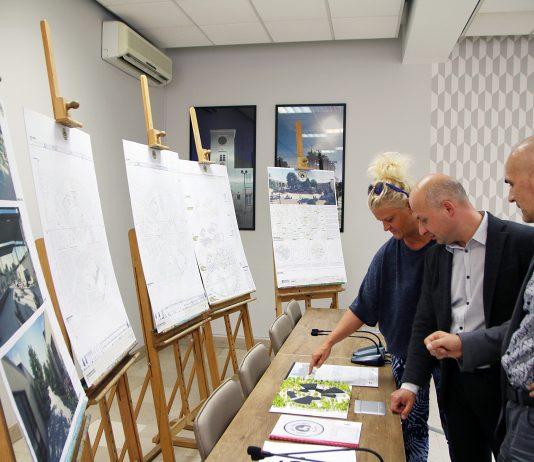 Wyniki konkursu architektoniczno-urbanistycznego dla studentów na zadanie pn.: Koncepcja budowy Centrum Sportu w Piasecznie