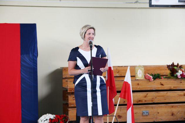 Anna Krasuska – Dyrektor Szkoły Podstawowej Nr 3