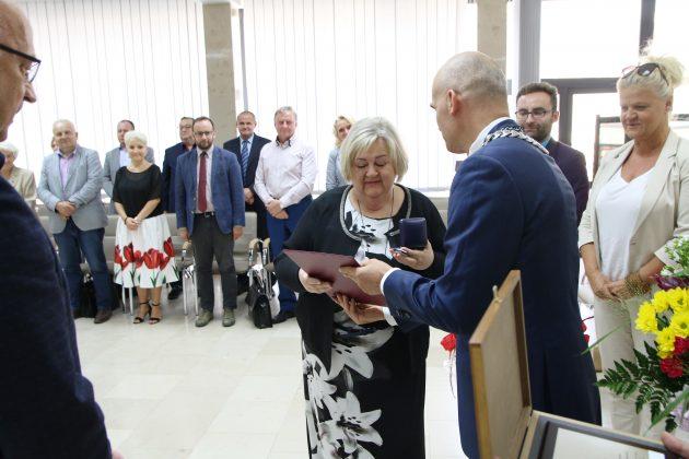Pani Małgorzata Szturomska
