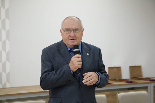 Pan Stanisław Hofman fot.Anna Grzejszczyk