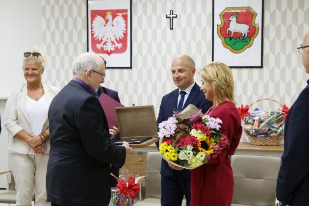 Pan Andrzej Rutkowski fot. Anna Grzejszczyk
