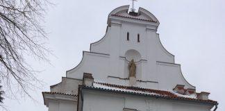 Kosciol św. Rocha w Jazgarzewie