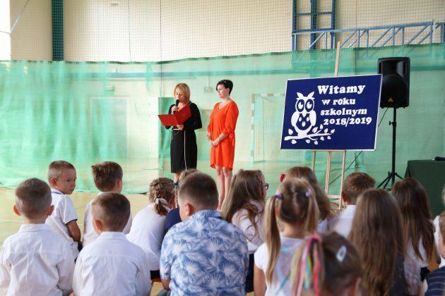 Izabela Jastrzębowska- Dyrektor Szkoły Podstawowej w Jazgarzewie
