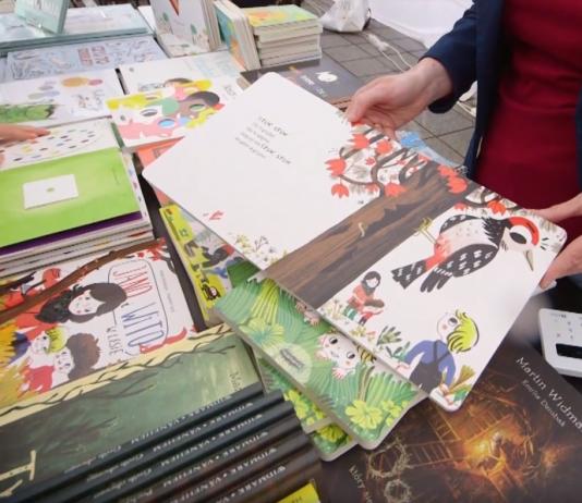 Filmowa relacja z III Festiwalu Pięknej Książki w Piasecznie