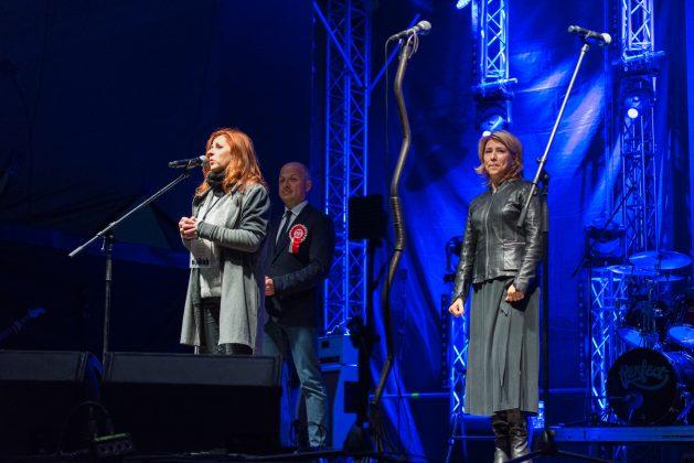 Koncert zespołu Perfect w Piasecznie
