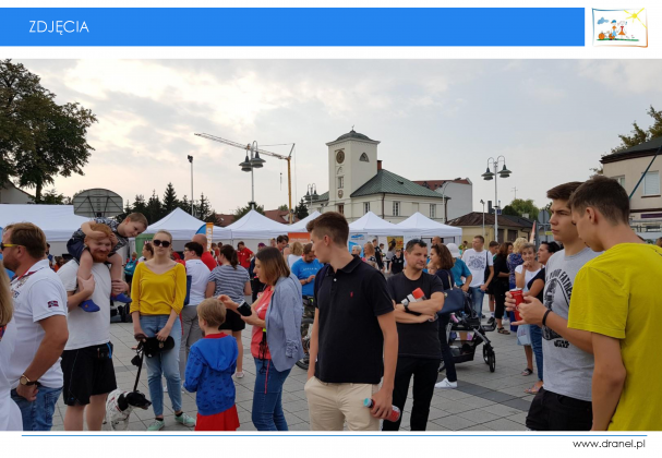 Piknik Żegnaj Lato, Witaj Szkoło na Rynku w Piasecznie