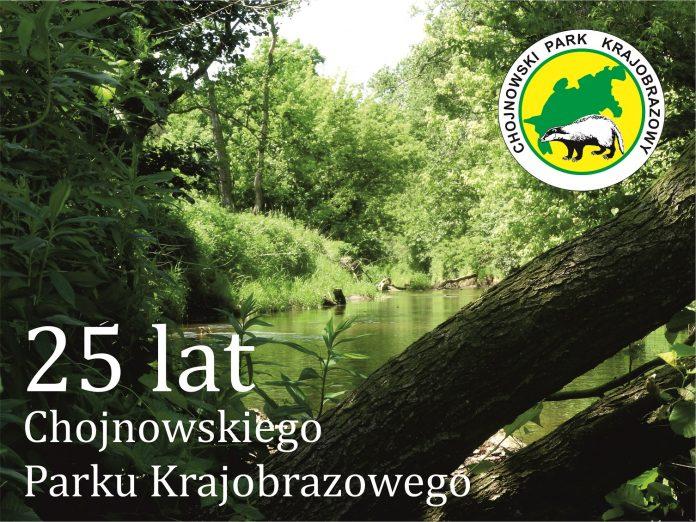 25 lat Chojnowskiego Parku Krajobrazowego