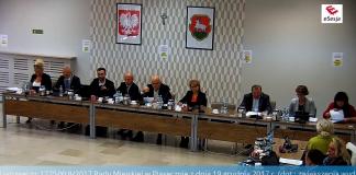 52. sesja Rady Miejskiej w Piasecznie