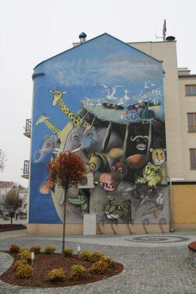 mural Wilkonia