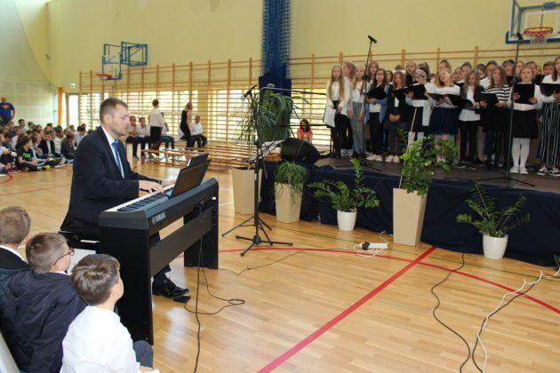 Dzień Edukacji Narodowej w Szkole Podstawowej w Józefosławiu. Foto: M. Idaczek