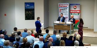 Debata kandydatów na burmistrza Piaseczna – II tura