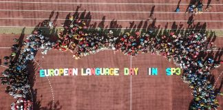 Międzynarodowy Dzień Języków Obcych w SP nr 3