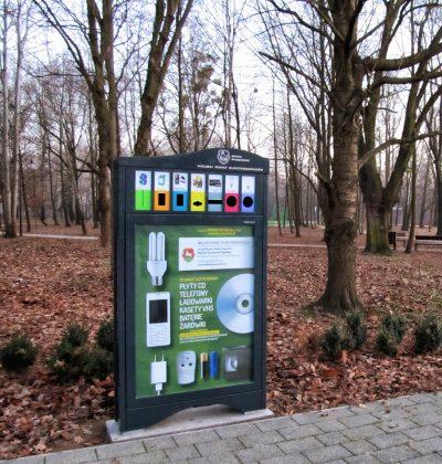 MPE park Józefosław