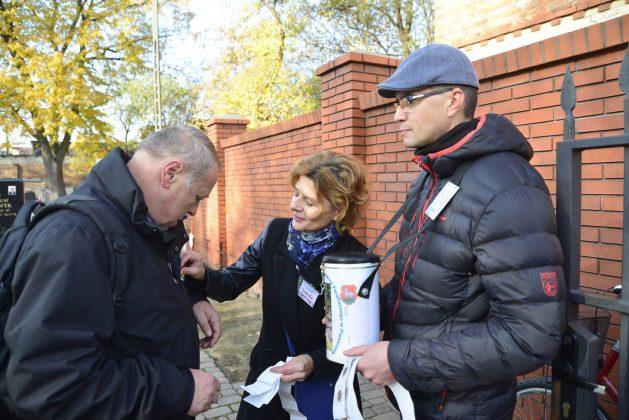 Kwesta na rzecz ratowania zabytkowych pomników na piaseczyńskim cmentarzu 2018
