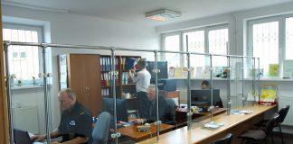 Straż Miejska w nowej siedzibie przy ul. Czajewicza 1a w Piasecznie